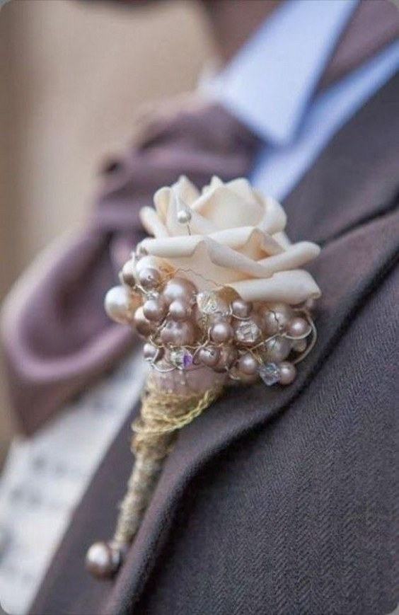 15 Glamorous Vintage Pearl Wedding Ideas You Can T Miss