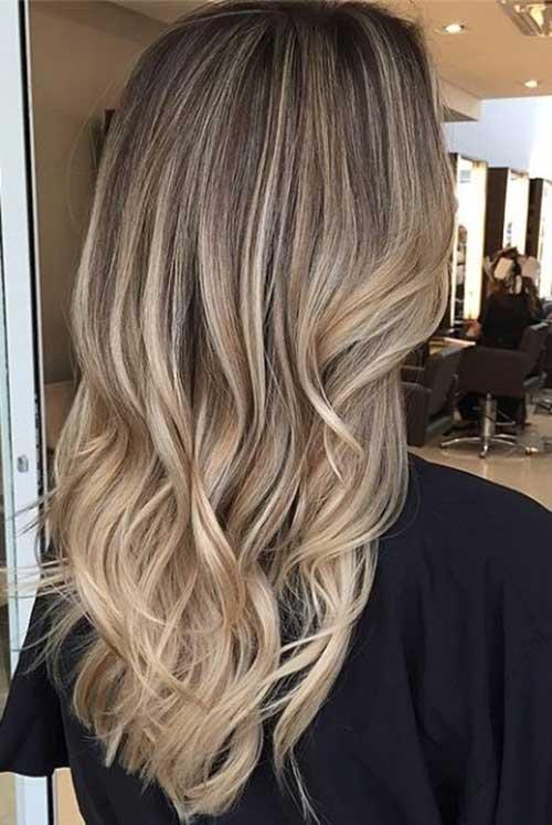 Fabulous Dark Brown Hair Color Ideas With Highlights