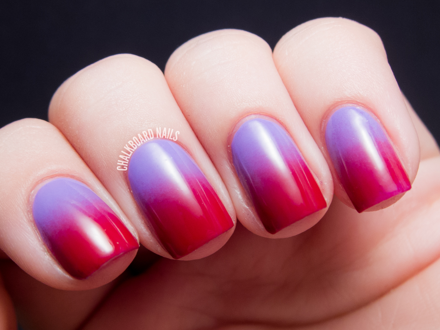 50 Fabulous Ombre Nails And Designs For The Perfect Manicure ...