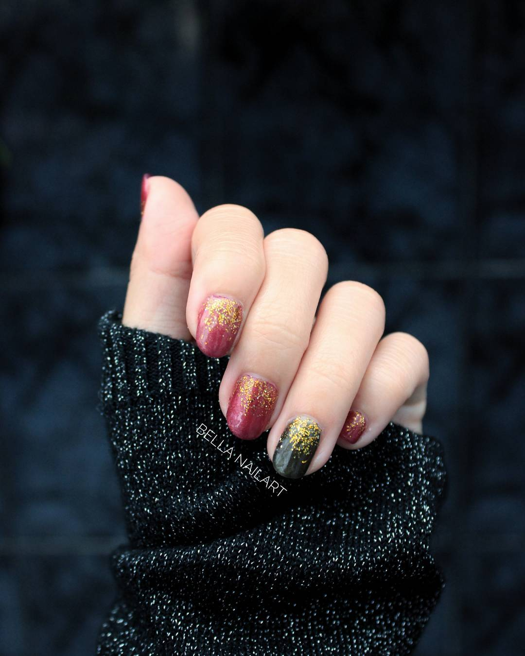 The Bold and the Beautiful - Works Archive of Our Own Donna logan fashion nails