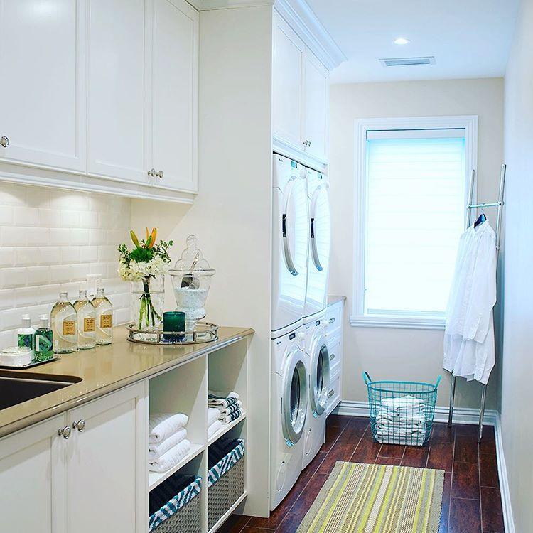 53 Affordable and Simple Laundry Room Decorating Ideas on Laundry Decorating Ideas  id=56273