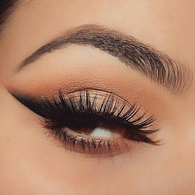 22 Useful Bridal Eye Makeup Tutorials To Be The Star Of