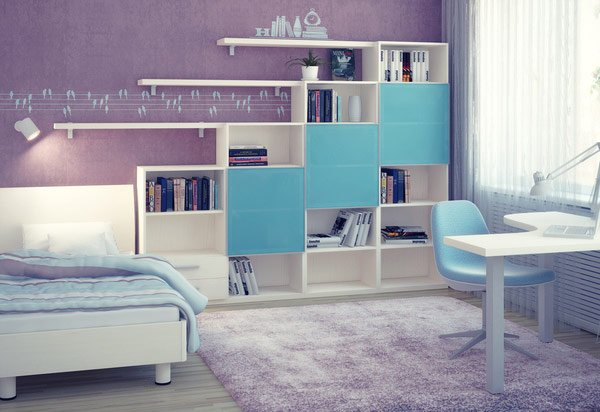 Striking Bedroom Designs For Kids That Are A Wonderful Treat To