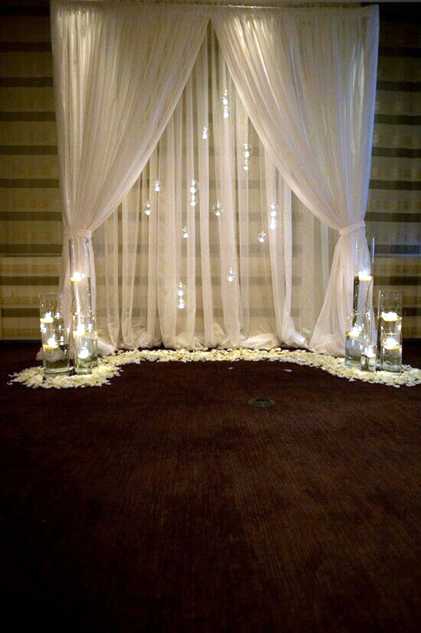 40 Beautiful Wedding First Night Bedroom Decoration Ideas » EcstasyCoffee